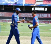 LIve- Will Mumbai Indians Spoil Delhi Capitals Dream?
