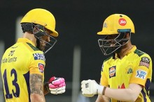 Gaikwad, Faf Dominate KKR Bowlers