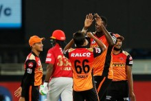 KXIP Vs SRH: Back-to-back Wickets, Gayle & KL Out; Punjab 75/3 (12)