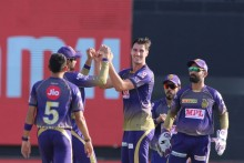Live - Kolkata Knight Riders vs Chennai Super Kings, Dubai