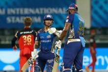 RCB Vs MI LIVE: Bangalore Need 8 Runs In Super Over