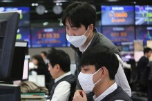 Coronavirus Fears Cause Global Turmoil, Markets On Course For Worst Week In Over Decade