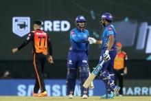 Rohit, Quinton Give Mumbai Good Start