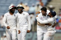 Pune Test: Dominant India Humble South Africa, Clinch Series