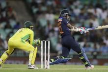 2nd ODI: Chasing 389, Dhawan And Agarwal Lay Solid Foundation