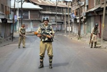 Kashmir Under Curfew Ahead Of First Anniversary Of Article 370 Abrogation