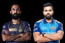 KKR Vs MI LIVE: Karthik Wins Toss, Kolkata Bowl First