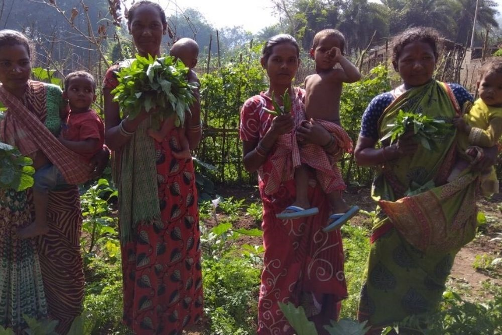 For Food Security, Community Involvement Is The Key