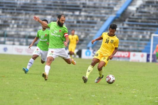 Durand Cup: 10-Man Gokulam Beat Hyderabad FC