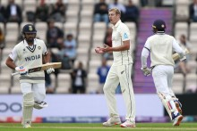 Day 2: Rohit Sharma Falls After Promising Start