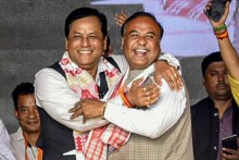 BJP All Set For An Easy Victory In Assam