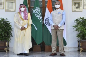 Saudi Foreign Minister In India: Riyadh As Concerned As New Delhi About Stabilising Afghanistan