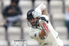 New Zealand Take Lead As Kane Williamson Stands Firm