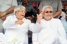 Laloo Prasad And Nitish Kumar: A Tale Of Two Leaders