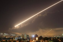 US Launches Airstrikes On Facilities In Syria Backed By Iran Militia