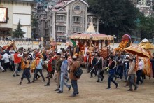 Despite Low Key Dussehra, Kullu Deity Pledges Protection