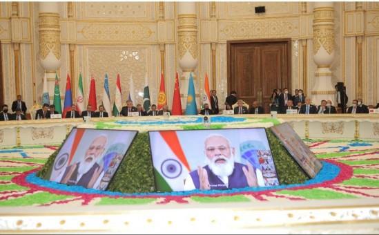 SCO Summit: PM Modi Calls For Common Template Against Radicalisation