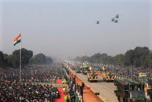 Anti-Satellite Weapons System, Apache Choppers On Display On 71st Republic Day