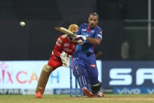 Richardson Gets Dhawan To Peg Delhi Back, Need 44 Of 30