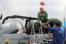 'Thrilled', Says Defence Minister Rajnath Singh After Tejas Sortie