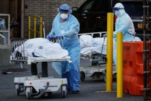 US Reports 2000 Coronavirus-related Deaths In 24 Hours