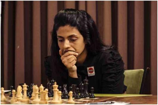 Chess: Indian Women Beat Spain In Round 2