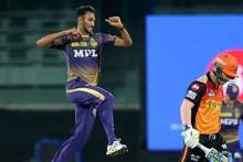 Krishna Removes Warner In 2nd Over