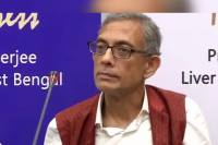 'Won't Answer That, Be More Specific': Abhijit Banerjee Ducks Question On Indian Economy