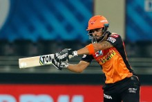 RR Vs SRK: Pandey Hits Fifty; Hyderabad Need 79 In 66