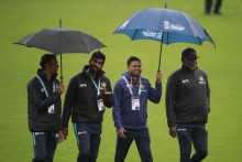 Rain Washes Out First Session; Kiwis Trail India By 116 Runs