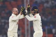 Day 2: Demons In Ahmedabad As England Spinners Haunt India