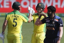 2nd ODI: Another Century Stand For Warner, Finch