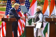 'Already Engaged With China To Peacefully Resolve It': India On Trump's Offer To Mediate Ladakh Standoff