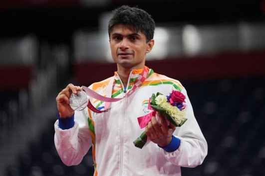 Happy And Hurt At The Same Time: Suhas Yathiraj After Tokyo Paralympics Silver