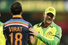 3rd ODI: India Chip Away With Wickets, AUS Chase Falters