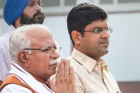 All Ministers In BJP-JJP Haryana Cabinet Are 'Crorepati', Dushyant Chautala 2nd Richest: Report