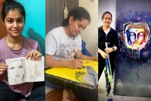 Of Master Strokes On Canvas, Dry Training And Prawn Curry -- Athletes Chase Hobbies During Corona Times