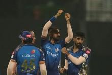 KKR Vs MI LIVE: Bumrah Gets Russell, Morgan; Kolkata Stare At Big Defeat