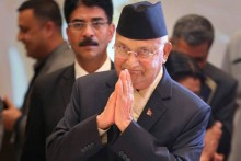 No Love For Ram Or Ayodhya; It's A Question Of Survival For Oli In Nepal