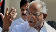 Girl Who Raised <em>'Pakistan Zindabad'</em> Slogan Had Naxal Links: Karnataka CM Yediyurappa