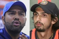 Rohit, Ishant Need A Month To Get Match Fit