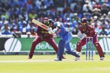 Live, IND vs WI: Virat Kohli Hits Fourth Consecutive Fifty But India Wobble