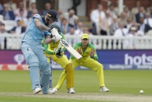 Live, ENG vs AUS: Stokes Fifty Keeps England In The Hunt