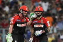 SRH Vs RCB Live: Kohli Gone; All Eyes On De Villiers