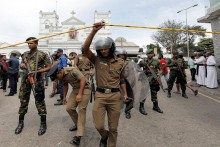 Explosion In Sri Lanka's Pugoda Town Near Colombo
