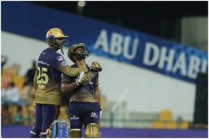 Venkatesh Iyer, Rahul Tripathi Power KKR To A Seven-Wicket Win