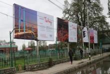 Mysterious 'Invest In Turkey' Hoardings Appear In Srinagar's Lal Chowk