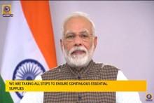 Coronavirus: Rs 15,000 Crore Allocated To Strengthen Healthcare, Declares PM