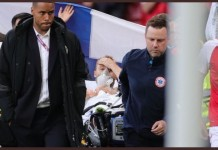EURO 2020: Denmark's Christian Eriksen Collapses During Match Against Finland