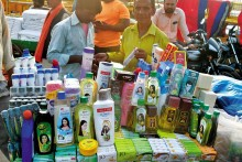 From Lipsticks To Toothpastes To Milk, Counterfeit Products Make A Killing